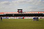 Dagenham & Redbridge v Shrewsbury Town 02/05/2009