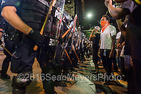 Charlotte Protest and Riot