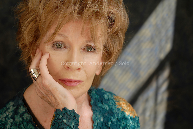 Edna O Brien, Irish writer in 2010.