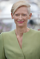 Tilda Swinton<br /> 'Okie' photocall at the 70th Cannes Film Festival, France, May 17, 2017<br /> CAP/Phil Loftus<br /> &copy;Phil Loftus/Capital Pictures /MediaPunch ***NORTH AND SOUTH AMERICAS, CANADA and MEXICO ONLY***