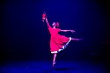 """London, UK. 29/02/2012. Ballet Back presents """"Storyville"""", choreographed by Christopher Hampson, as part of """"The Ballet Black Mixed Bill featuring Storyville"""". Picture shows Cira Robinson as Nola. Photo credit: Jane Hobson"""