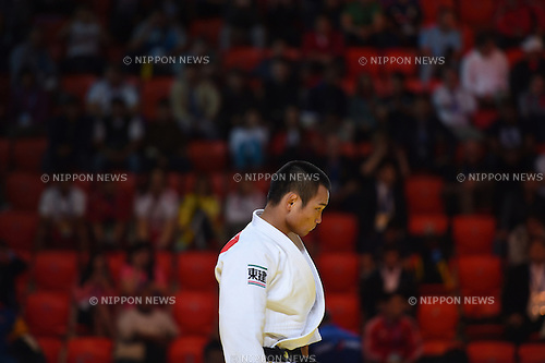Masashi Ebinuma (JPN), AUGUST 25, 2015 - Judo : World Judo Championships Astana 2015 Men's -66kg 1st round at Alau Ice Palace in Astana, Kazakhstan. (Photo by AFLO SPORT)