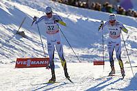 links RICKARDSSON Daniel (SWE), rechts EKSTROEM Axel (SWE)