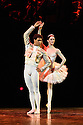 "Sadler's Wells presents ""Carlos Acosta: The Classical Farewell"", at the Royal Albert Hall. Picture shows: Carlos Acosta and Marianela Nunez dancing a pas de deux from Don Quixote, choreographed by Marius  Petipa and Carlos Acosta."