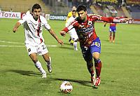Deportivo Pasto vs. Melgar Peru, 31-07-2013