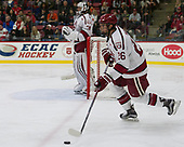 Jacob Olson (Harvard - 26) - The Harvard University Crimson defeated the visiting Cornell University Big Red on Saturday, November 5, 2016, at the Bright-Landry Hockey Center in Boston, Massachusetts.