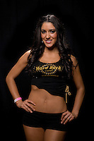 Jacksons MMA Series 7: Ring Girl at the Hard Rock Casino in Albuquerque, NM.