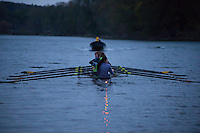 20151020 UVM Crew Early Morning Practice