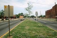 1993 May 19..Assisted Housing..Calvert Square..BEFORE RENOVATIONS.ROLL 7-12.VIRGINIA BEACH BLVD & WIDE STREET WEST...NEG#.NRHA#..