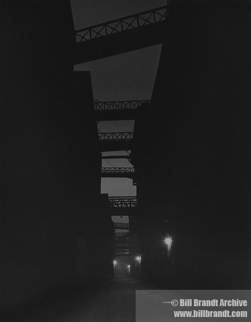 Shad Thames, 1939