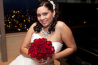 bridal portrait at cardinal club raleigh, nc | capture the