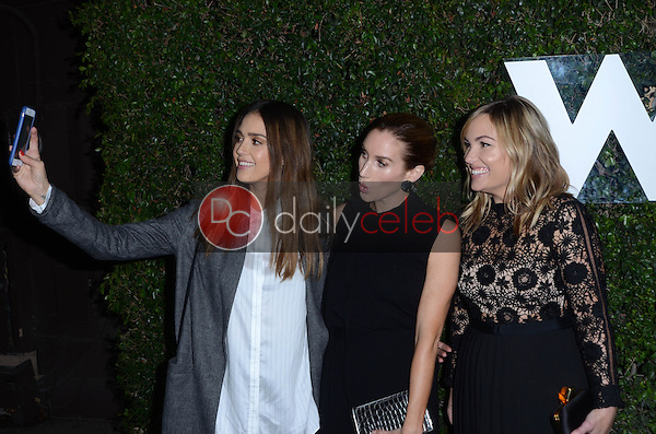 Jessica Alba, Katherine Power, Hillary Kerr<br /> at the Who What Wear 10th Anniversary #www10 Experience, Private Location, Los Angeles, CA 11-02-16<br /> David Edwards/DailyCeleb.com 818-249-4998