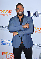 BEVERLY HILLS, CA. December 4, 2016: Darren Young at the 2016 TrevorLIVE LA Gala at the Beverly Hilton Hotel.<br /> Picture: Paul Smith/Featureflash/SilverHub 0208 004 5359/ 07711 972644 Editors@silverhubmedia.com