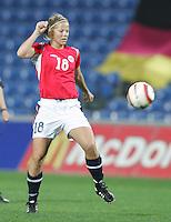 MAR 13, 2006: Faro, Portugal: Marie Knutsen