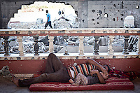 Gaza missing home (colors)
