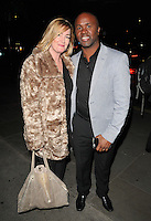 guest and Colin McMillan at the Nordoff Robbins Boxing Dinner, London Hilton Park Lane Hotel, Park Lane, London, England, UK, on Monday 24 October 2016. <br /> CAP/CAN<br /> &copy;CAN/Capital Pictures /MediaPunch ***NORTH AND SOUTH AMERICAS ONLY***