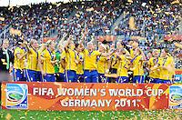 2011.07.16 Sweden - France