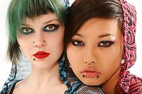 Contemporary fashion photography by professional fashion photographer Nino Via