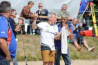 FIERLJEPPEN: WINSUM: 09-08-2014, Fries Kampioenschap Fierljeppen, ©foto Martin de Jong