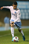 28 November 2015: North Carolina's David October (ENG). The University of North Carolina Tar Heels hosted the Creighton University Bluejays at Fetzer Field in Chapel Hill, NC in a 2015 NCAA Division I Men's Soccer Tournament Third Round match. Creighton won the game 1-0.