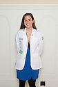 Bryce Bludevich. Class of 2017 White Coat Ceremony.