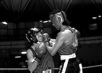 Roma Palazzetto dell Sport.Boxe dilettanti