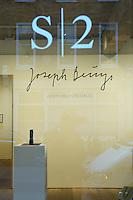 Sothebys S2 Beuys Exhibition