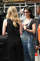 NEW YORK, NY - JULY 13: Sarah Silverman seen on July 13, 2016 in New York City. Credit: DC/Media Punch
