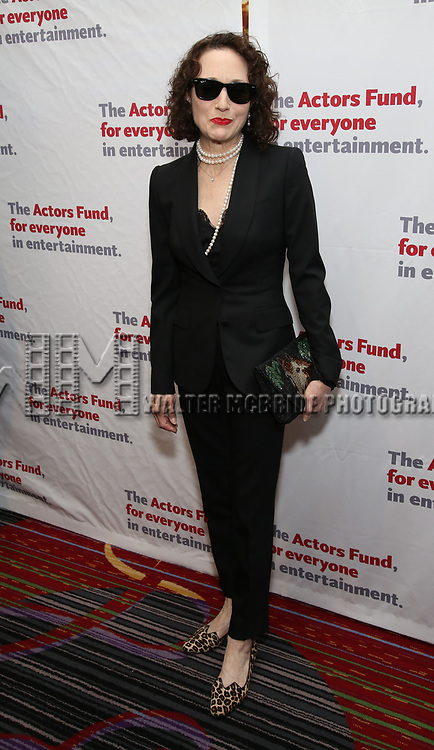 v attends The Actors Fund Annual Gala at the Marriott Marquis on 5/8//2017 in New York City.