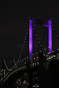 2020 Olympic Games - Light up exhibition at the Rainbow Bridge