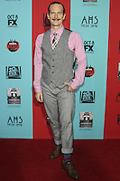 HOLLYWOOD, LOS ANGELES, CA, USA - OCTOBER 05: Denis O'Hare arrives at the Los Angeles Premiere Screening Of FX's 'American Horror Story: Freak Show' held at the TCL Chinese Theatre on October 5, 2014 in Hollywood, Los Angeles, California, United States. (Photo by Celebrity Monitor)