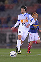 Gaku Shibasaki (Antlers), MARCH 31, 2012 - Football / Soccer : 2012 J.LEAGUE Division 1 between Yokohama F Marinos 0-0 Kashima Antlers at NISSAN Stadium, Kanagawa, Japan. This game was celebrated as a 20th Anniversary Match involving two of the original teams that featured when the J.League launched. Traditionally one of the favourites, Kashima have not scored yet in their first 4 games of the season. (Photo by Atsushi Tomura /AFLO SPORT) [1035]