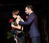 Dance 'Til Dawn <br /> Vincent Simone &amp; Flavia Cacace <br /> at the Aldwych Theatre, London, Great Britain <br /> press photocall<br /> 29th October 2014 <br /> <br /> <br /> Vincent Simone &amp; Flavia Cacace <br /> <br /> <br /> <br /> <br /> <br /> Photograph by Elliott Franks <br /> Image licensed to Elliott Franks Photography Services