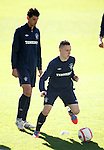 Barrie McKay and Emilson Cribari