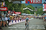 Rodez - Revel. .Stage Finish