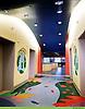 Columbia Presbyterian Pediatric Oncology Center by Gwathmey Siegel Associates