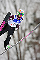 Sara Takanashi (JPN),.MARCH 3, 2012 - Ski Jumping : FIS Ski Jumping World Cup Ladies in Zao, Individual the 12th Competiiton HS100 at Jumping Hills Zao,Yamagata ,Japan. (Photo by Jun Tsukida/AFLO SPORT) [0003].