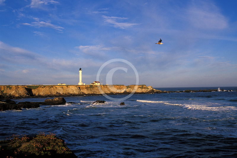 California, Point Arena, Point Arena Lighthouse