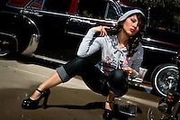 AJ ALEXANDER/APA - Clothing/Fashion Pachuca Wear.<br /> Photo by AJ ALEXANDER