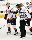 Ryan Ellis (Windsor - 6), Taylor Hall (Windsor - 4) - The Windsor Spitfires defeated the Plymouth Whalers 3-2 (OT) to sweep the Ontario Hockey League Western Conference Semi-Finals on Wednesday, April 7, 2010, at Compuware Arena in Plymouth, Michigan.