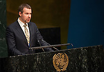 BELARUS<br /> <br /> General Assembly 70th session 32nd plenary meeting<br /> Report of the Secretary-General on the work of the Organization: report of the Secretary-General (A/70/1) [item 109]