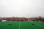 20 NOV 2011: The Division I Women's Field Hockey Championship between Maryland and North Carolina was held at Trager Stadium on the University of Louisville campus in Louisville, KY. Maryland defeated North Carolina 3-2 in overtime to win the national title. Derek Poore/ NCAA Photos