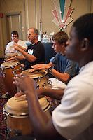 20110727 Latin Jazz Class