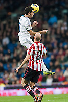 Arbeloa Jumping