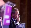 UKIP <br /> Leadership hustings <br /> at the Emanuel Centre, London, Great Britain <br /> 1st November 2016 <br /> <br /> the first leadership hustings before the election on 28th November 2016 <br /> <br /> <br /> Peter Whittle <br /> <br /> <br /> <br /> Photograph by Elliott Franks <br /> Image licensed to Elliott Franks Photography Services
