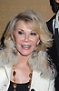 Joan Rivers..at Lorenzo Lamas's after party after his New York Nightclub debut at Feinsteins at The Regency on October 31, 2006. He will be appearing until November 11, 2006. ..Robin Platzer, Twin Images