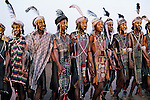 Young Wadabi men, Niger, 1986, NIGER-10013NF10<br />