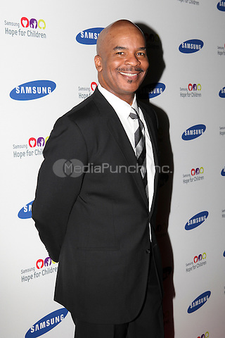 David Alan Grier at the Samsung Hope for Children 11th Annual Gala at the Museum of Natural History in New York City. June 4, 2012. © Diego Corredor/MediaPunch Inc.