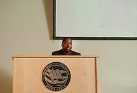 Njia Lawrence-Porter at McNair Scholar program