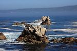 rocks near Cannery Point